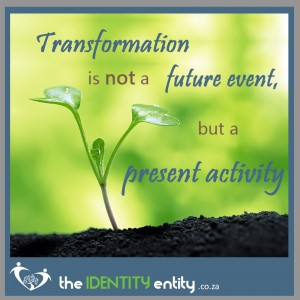 Life coaching is a transformation process